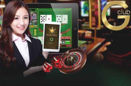 casino girl baccarat gclub