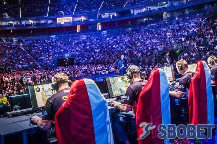 Esports sbobet Online dota cs
