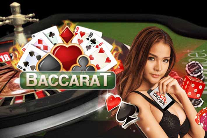 Baccarat online game play the moon girl